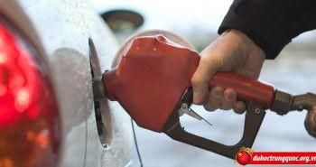 Giá dầu giảm mạnh, Trung Quốc được lợi