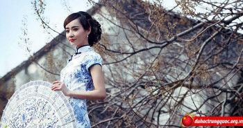 Xường xám – nét đẹp dịu dàng và quyến rũ của phụ nữ Trung Hoa