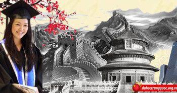 58 suất học bổng du học Trung Quốc miễn phí!
