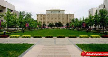 Top 10 trường đại học đẹp nhất Trung Quốc