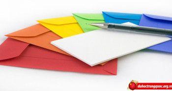 Điều kiện cần thiết và danh mục hồ sơ du học Trung Quốc