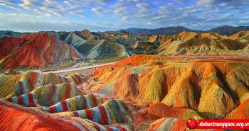 Vẻ đẹp thần bí của đất nước Trung Quốc