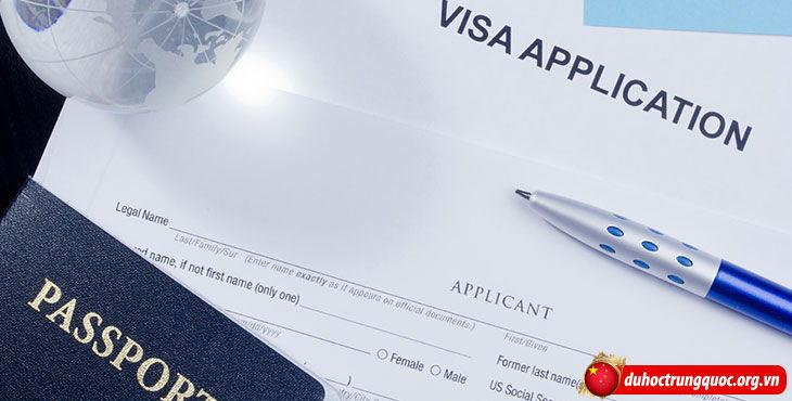 Visa du học Trung Quốc