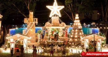 Các quốc gia Châu Á chào đón giáng sinh như thế nào?