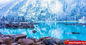 Những địa điểm tuyết rơi đẹp mê lòng người ở Trung Quốc