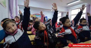 """Trung Quốc xây dựng """"công xưởng giáo dục"""""""