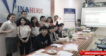 """Tổng kết hội thảo """"Du học Trung Quốc cùng Vinahure"""" ngày 22.1.2016 tại Đà Nẵng"""