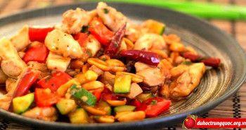 Những món ăn không thể thiếu trong ngày tết ở Trung Quốc