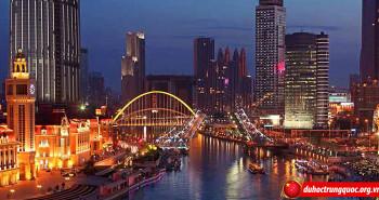 Top 5 thành phố phát triển nhất Trung Quốc