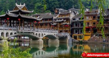 Những danh lam thắng cảnh làm say lắm lòng người tại Trung Quốc