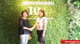 Đại học Khoa học kĩ thuật điện tử Quế Lâm sang làm việc và chúc mừng sinh nhật Vinahure tròn 10 tuổi