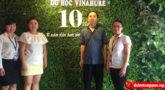 Đại học Hóa dầu Liêu Ninh sang thăm và làm việc tại Vinahure ngày 9.8.2016