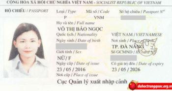 Tin visa: Võ Thị Bảo Ngọc nhận học bổng bán phần học tiếng hán trường Đại học KHKT điện tử Quế Lâm