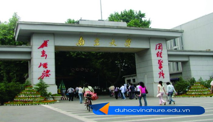 Học bổng du học Trung Quốc - Học viện kinh tế tài chính Nam Kinh