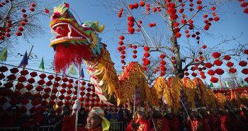 Những nét đặc trưng của Tết cổ truyền Trung Quốc