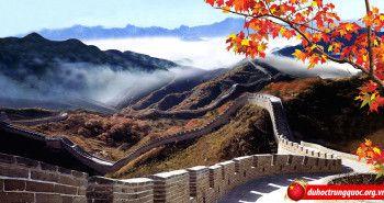 Vạn Lý Trường Thành – Công trình kiến trúc vĩ đại của Trung Quốc