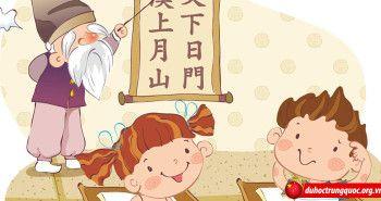 Một số cấu trúc câu cơ bản trong tiếng Trung (1)