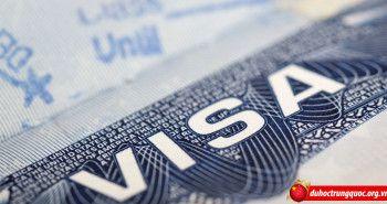 Thủ tục xin visa du học Trung Quốc