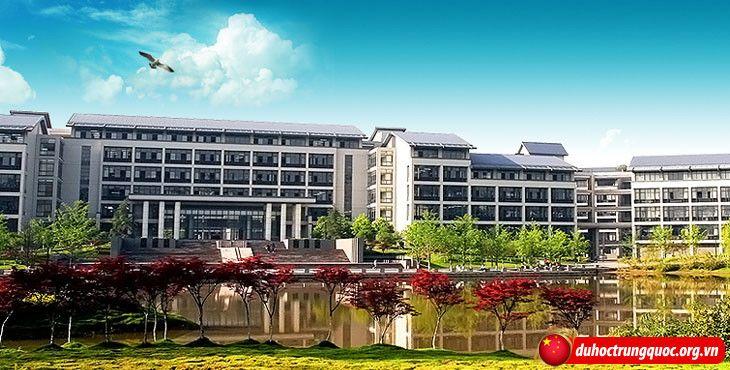 Kết quả hình ảnh cho Đại học bưu điện Trùng Khánh