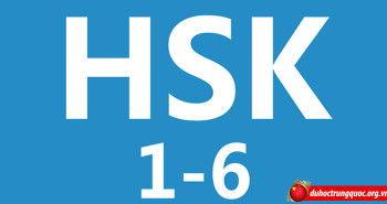 Giới thiệu HSK cấp 6