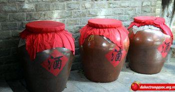 Văn hóa rượu của người dân Trung Quốc