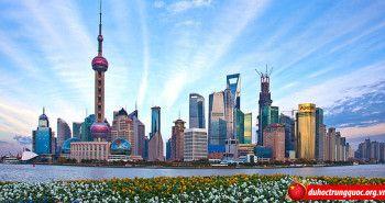 Top 10 thành phố giàu có nhất Trung Quốc