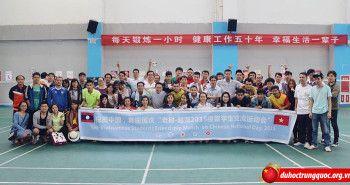 Cuộc sống của du học sinh VINAHURE tại Trung Quốc