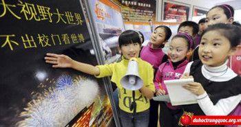 Giáo dục Trung Quốc – Đột phá để phát triển