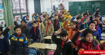 Trường tiểu học ở Trung Quốc bỏ môn Toán