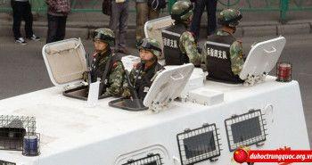 Động thái của Trung Quốc trước tình hình khủng bố tại Pháp