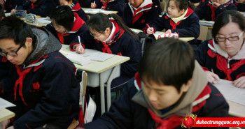 Giáo dục – vũ khí quan trọng nhất của Trung Quốc