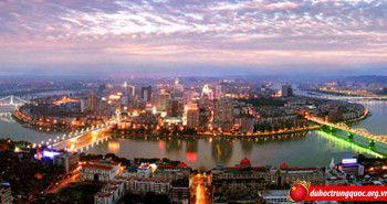 Liễu Châu – Thành phố công nghiệp hàng đầu tại Quảng Tây