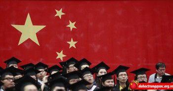Trung Quốc tiếp tục đứng đầu về số lượng sinh viên du học