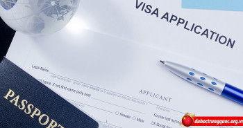 Xin visa du học Trung Quốc cần chú ý những gì?