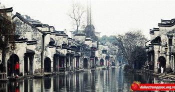 Các thành phố non nước hữu tình ở Trung Quốc