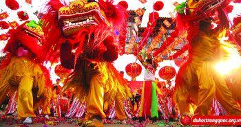 Các ngày lễ tại Trung Quốc