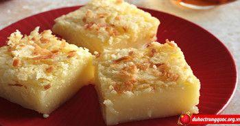 Món ăn lấy may trong ngày tết Trung Quốc