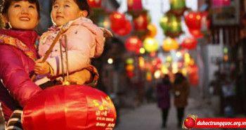 Khám phá Tết cổ truyền độc đáo ở Trung Quốc