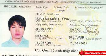Tin visa: Nguyễn Kiên Cường – Đại học Ngôn ngữ Bắc Kinh