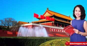15 trường đại học hàng đầu Trung Quốc công bố học bổng toàn phần năm 2019
