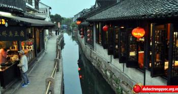 Những thị trấn có phong cảnh sông nước hữu tình nhất Trung Quốc
