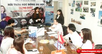 """Tổng kết hội thảo """"Du học Trung Quốc 2016 – Định hướng tương lai"""" tại Hà Nội ngày 23.4.2016"""