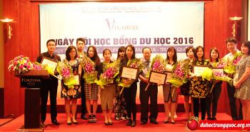 Tổng kết Triển lãm du học ngày 10.4.2016