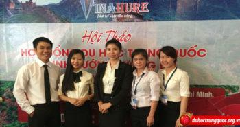 """Tổng kết hội thảo """"Du học Trung Quốc 2016 – Định hướng tương lai"""" ngày 28/05/2016 tại tp Hồ Chí Minh"""