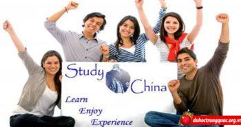 Tuyển sinh học bổng liên thông trung cấp, cao đẳng lên đại học tại Trung Quốc