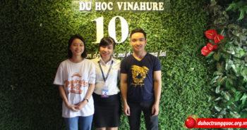 Tin visa: Trần Như Hiếu, Trịnh Thị Tú nhận học bổng toàn phần trường Học viện Hồng Hà – Vân Nam