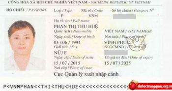Tin visa: Phạm Thị Thu Huệ nhận học bổng toàn phần hệ thạc sĩ tại trường Đại học Quảng Tây