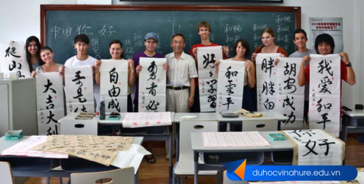 Du học hè tại Trung Quốc 2017