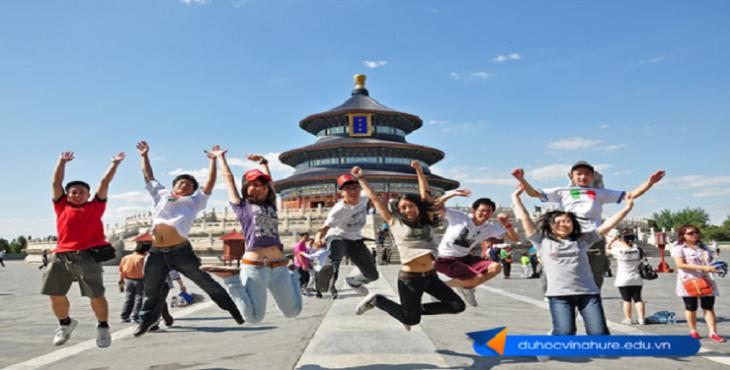 Du học hè tại Trung Quốc năm 2017