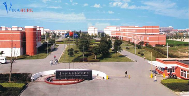 Toàn cảnh học viện khoa học năng lượng Vân Nam.